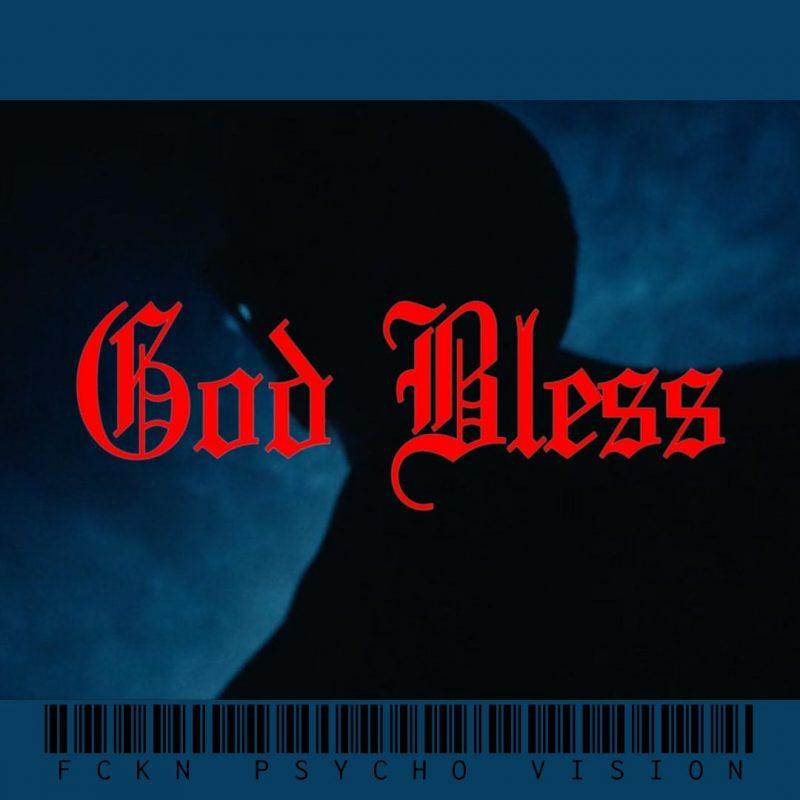 Remix du jour avec «God Bless» Pop-Hop Électro de Hamza et Damso par Fckn Psycho
