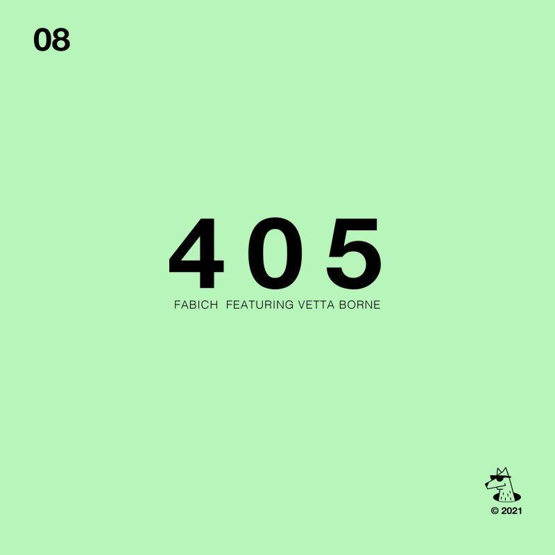 Nouvelle tuerie de Fabich sur «405» accompagné de «Vetta Borne»