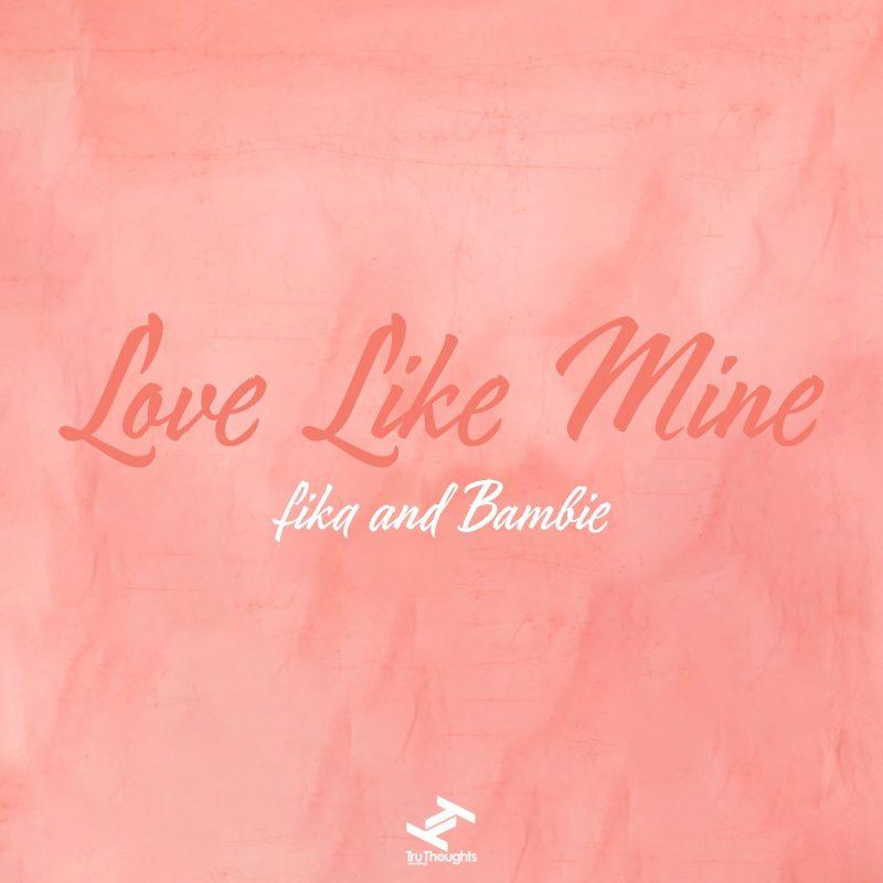 Le retour de Fika et Bambie sur le titre Soul RnB «Love Like Mine»